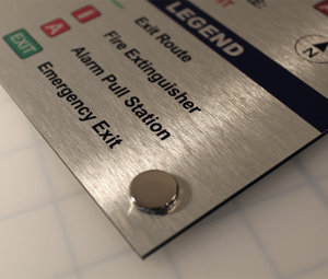 Evacdisplays Digital Print To 1 8 Quot Aluminum Dibond