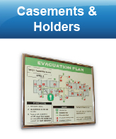 Evacuation Plan Holders
