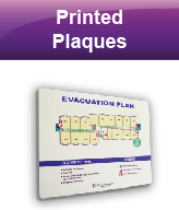 Evacuation Plan Prints