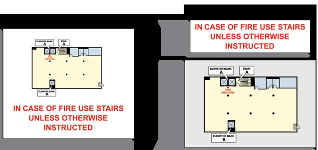 Evacdisplays New York City Building Evacuation Maps